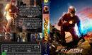 The Flash Staffel 2 Deja-Box (2015) R2 German Custom Cover & labels
