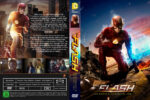 The Flash Staffel 2 Deja-Box (2015) R2 German Custom Cover & labels