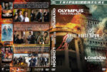 Olympus Has Fallen / White House Down / London Has Fallen Triple Feature (2013-2016) R1 Custom Cover