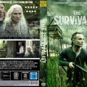 The Survivalist (2015) R2 GERMAN Custom Cover