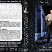 The Librarian Triple Feature (2004-2008) R1 Custom Blu-Ray Cover