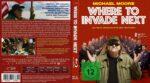 Where to Invade Next (2016) R2 German Custom Blu-Ray Cover