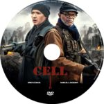 Cell (2016) R0 CUSTOM Label