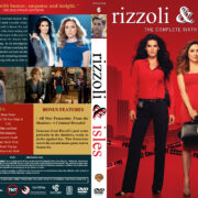 Rizzoli & Isles – Season 6 (2016) R1 Custom Cover & labels