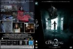 The Conjuring 2 (2016) R2 GERMAN Custom Cover