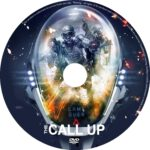 The Call Up (2016) R0 CUSTOM label
