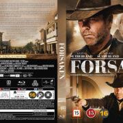 Forsaken (2015) R2 Blu-Ray Nordic Cover