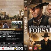 Forsaken (2015) R2 DVD Nordic Cover