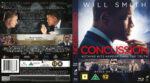 Concussion (2015) R2 Blu-Ray Nordic Cover