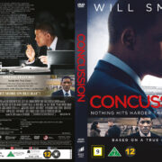 Concussion (2015) R2 DVD Nordic Cover