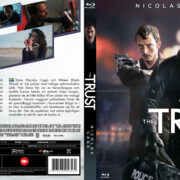 The Trust (2016) R2 Blu-Ray Nordic Cover