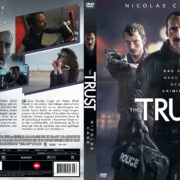 The Trust (2016) R2 DVD Nordic Cover