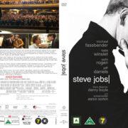 Steve Jobs (2015) R2 DVD Nordic Cover