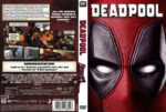 Deadpool (2016) R2 German Custom Cover & label