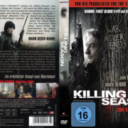 Killing Season (2013) R2 German Custom Cover & label