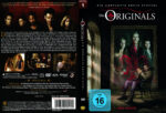 The Originals: Staffel 1 (2014) R2 German Custom Cover & Labels