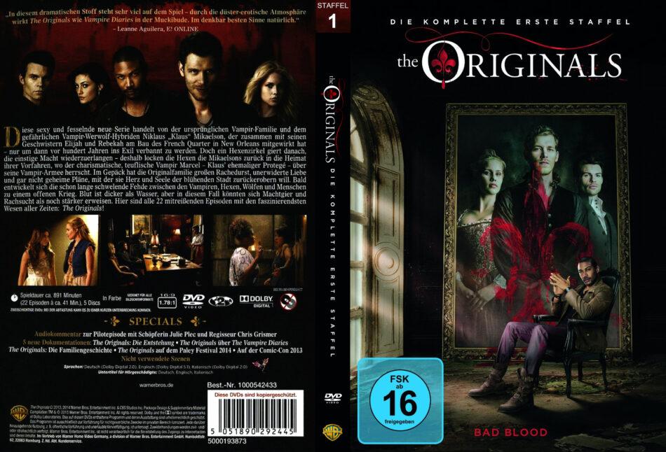 The Originals Staffel