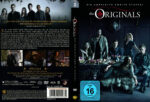 The Originals: Staffel 2 (2015) R2 German Custom Cover & labels