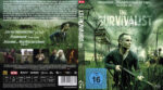 The Survivalist (2015) R2 German Custom Blu-Ray Cover & Label