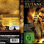 Tutanchamun – Der Fluch des Pharao (2006) R2 German Custom Blu-Ray Cover & label