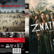Z Nation: Staffel 2 (2016) R2 German Custom Cover & labels