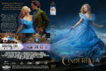 Cinderella (2015) R2 German Custom Cover & labels