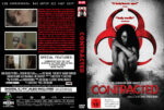 Contracted (2013) R2 German Custom Cover & label