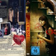 Crush (2013) R2 German Custom Cover & label