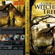 Curse of the Witching Tree (2015) R2 German Custom Cover & label