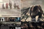 Da Vincis Demons: Staffel 3 (2015) R2 German Custom Cover & labels