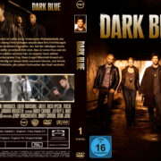 Dark Blue: Staffel 1 (2009) R1 Custom Cover & labels