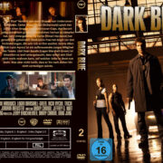 Dark Blue: Staffel 2 (2010) R2 German Custom Cover & labels