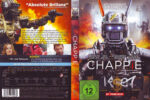 Chappie (2015) R2 German Cover & label