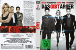 Das gibt Ärger (2011) R2 German Custom Cover & label