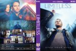 Limitless: Season 1 (2015) R2 Custom Czech Cover