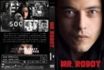 Mr. Robot: Season 1 (2015) R2 Custom Czech Cover