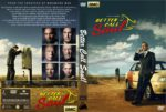 Better Call Saul: Complete Series (2016) R2 Custom Czech Cover