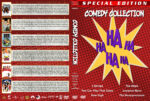 Comedy Collection (2000-2005) R1 Custom Covers