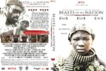 Beasts of no Nation (2015) R2 GERMAN Custom Cover