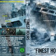 The Finest Hours (2016) R2 GERMAN Custom Cover