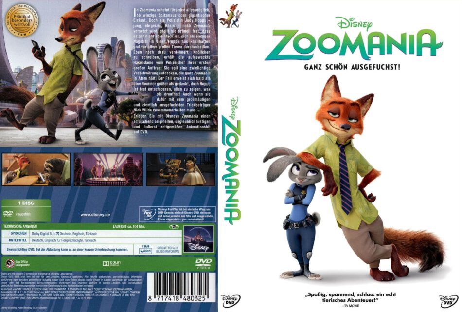 Zoomania Download German