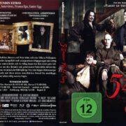 5 Zimmer Küche Sarg (2014) R2 German Blu-Ray Cover