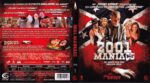 2001 Maniacs (2005) R2 German Blu-Ray Cover