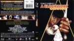 A Clockwork Orange (1971) R2 Blu-Ray Cover & Label