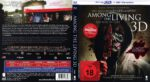 Among The Living 3D (2014) R2 German Blu-Ray Cover & Label