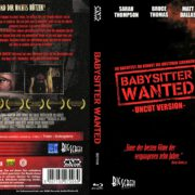 Babysitter Wanted (2008) R2 German Blu-Ray Cover & Label