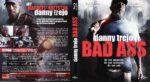 Bad Ass (2012) R2 German Blu-Ray Cover & Label