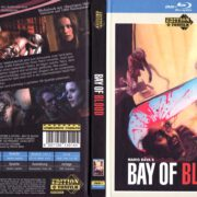 Bay Of Blood (1971) R2 German Mediabook Cover & Labels