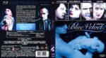 Blue Velvet (1986) R2 German Blu-Ray Cover & Label