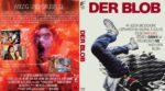 Der Blob (1988) R2 German Blu-Ray Cover & Label